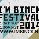 I'M BINCK festival 2014
